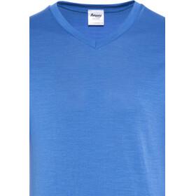 Bergans Bloom Wool Tee Men  Athens Blue
